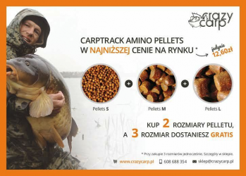 Carptrack Aminopellets - firmy Imperial Baits