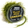 Wuzzel Weed Leadcore 45 lbs - 10m MIKA Products