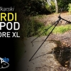 Rod pod Mivardi Hardcore XL