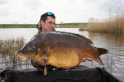 26,575KG nowy Big Fish na Carpshop Lakes